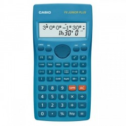 Calculatrice école primaire FX Junior Plus CASIO