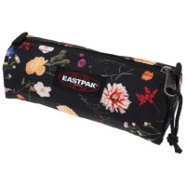 Trousse Eastpak Benchmark 1 compartiment Fleurs noire