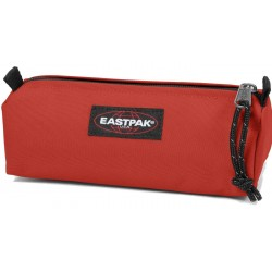 Trousse Eastpak Benchmark 1 compartiment Teracotta rouge