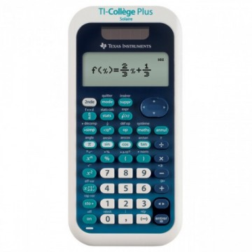 Calculatrice scientifique TI Collège Plus TEXAS INSTRUMENTS