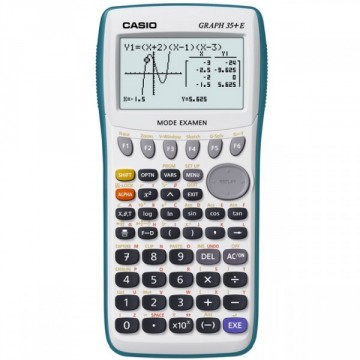 Calculatrice graphique GRAPH 35+E CASIO