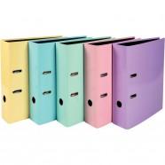Boîte de 5 feuilles de coloriage nomade Monde féerique avec crayon 7 couleurs Bouchut