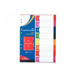 Paquet de 4 feuilles A4 de plastique magique transparent Apli