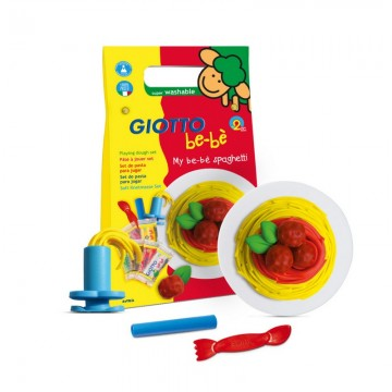 Kit de modelage My Be-Bé Spaghetti giotto