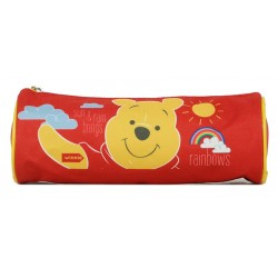 Trousse ronde 1 compartiment 22 cm Winnie l'ourson
