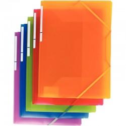 Cahier d'écriture 17x22 cm 90g 32 pages grands carreaux 4mm Conquérant