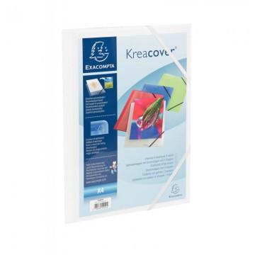 Cahier de liaison polypro 17X22cm 48P piqure réglure lignée Conquérant