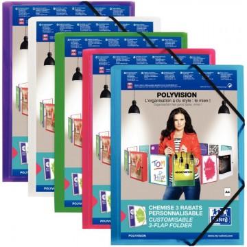 Boîte de 3 feuilles papier transfert A4 jet d'encre Apli