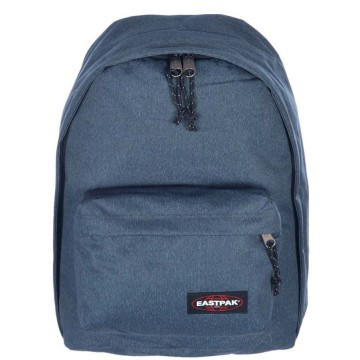 Sac à dos Eastpak Out of Office double denim bleu