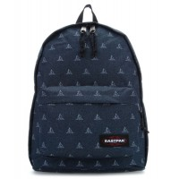Sac à dos Eastpak Out of Office little boat bleu