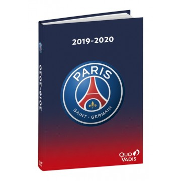 Agenda scolaire 12x17cm Paris Saint-Germain 2019-2020