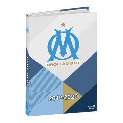 Agenda scolaire 12x17cm Olympique de Marseille 2019-2020
