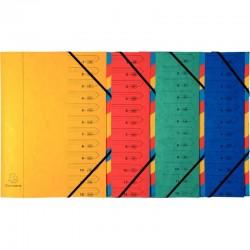 Sachet de 5 cartes à gratter A4 Blanches + 1 stylet bambou Jpc