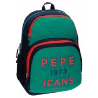 Sac à dos 2 compartiments Pepe Jeans Reed 44cm