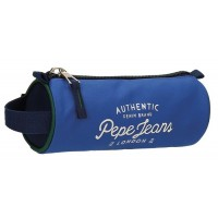 Trousse ronde 1 compartiment 23cm Pepe Jeans Kepel