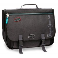 Cartable 3 compartiments Pepe Jeans Teo 39cm