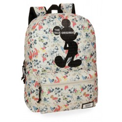 Sac à dos 1 compartiment Mickey True Original 42cm