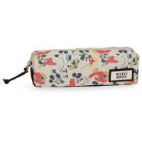 Trousse rectangulaire 1 compartiment 22cm Mickey True Original