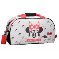 Sac de sport voyage 1 compartiment Minnie Wow 45cm