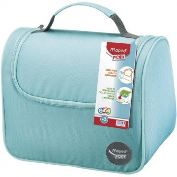 Sac à goûter isotherme turquoise Maped Picnik Origins
