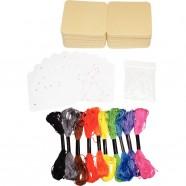 Pack couleur remisé fournitures scolaires rose