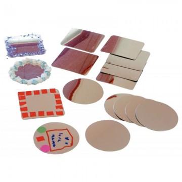 Boîte de 50 grands bons points Les animaux et leurs petits Lito