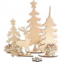 Boîte de 100 bons points les Instruments de Musique Lito