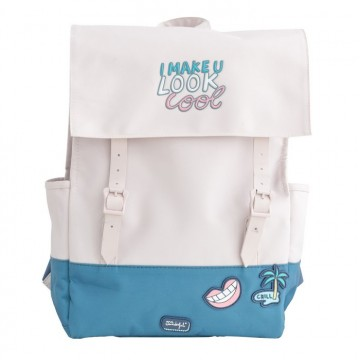 Sac à dos I make u look cool Mr Wonderful
