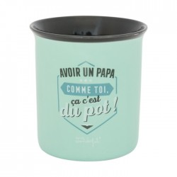 Pot à crayons Avoir un papa comme toi, ça c'est du pot ! Mr Wonderful