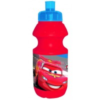 Gourde sport plastique 350ml Cars Disney