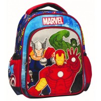 Sac à dos 1 compartiment 30cm Avengers Marvel