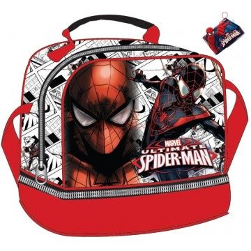 Sac à goûter isotherme Spiderman Marvel