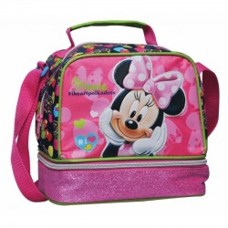 Sac à goûter isotherme Minnie Disney