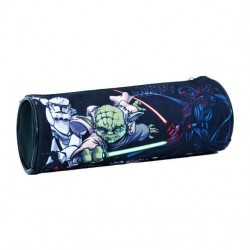 Trousse ronde 1 compartiment 20cm Yoda Star Wars