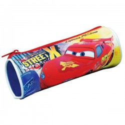 Trousse ronde 1 compartiment 20cm Cars Disney