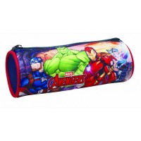 Trousse ronde 1 compartiment 20cm Avengers Marvel