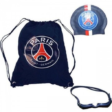 Pack piscine sac + lunettes + bonnet Paris Saint-Germain