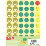 Déstockage - Lot de 10 protège-cahiers A4 vert feuille Elba