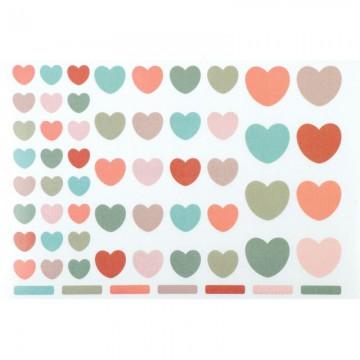 Déstockage - Lot de 10 protège-cahiers A4 violet Clairefontaine
