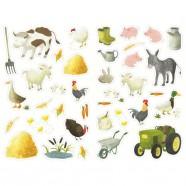 Déstockage - Lot de 10 protège-cahiers 17x22cm brun Clairefontaine