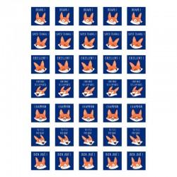 Déstockage - Lot de 10 protège-cahiers A4 noir Clairefontaine