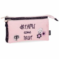 Trousse rectangulaire 3 compartiments 22cm Enso Fun