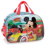 Sac de sport voyage 1 compartiment 40cm Mickey Roadster Racers