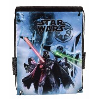 Sac de piscine gym noir 40cm Star Wars