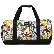 Sac de sport voyage polochon 50cm Looney Tunes All