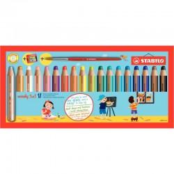 Sac à dos 1 compartiment blanc 36cm Real de Madrid