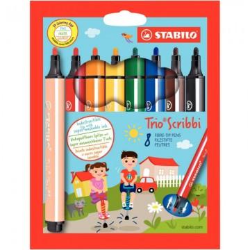 Classeur rigide 26x32cm dos 40mm 4 anneaux Paris Saint-Germain