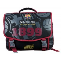 Cartable 2 compartiments 41cm FC Barcelone