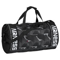 Sac de sport rond 1 compartiment Airness Exchange 60cm