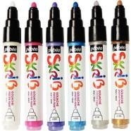 Trousse ronde 1 compartiment Harry Potter Magic World 22cm